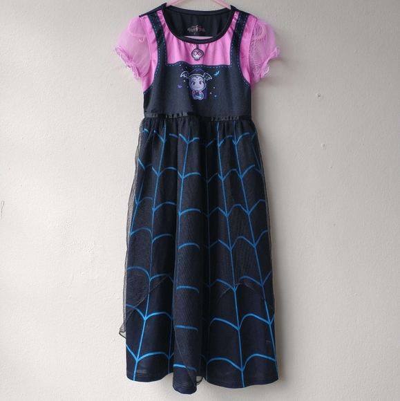 2 for $10 Disney Vamperina Goth Girls Nightgown